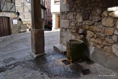 Pilón de Mogarraz